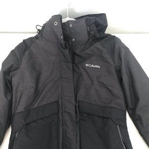 Columbia Ski Jacket (worn once!))
